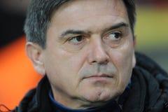 T-Mobile-Extraliga-Polnisch-erste Fußball-Liga Wisla Krakau - Ruch Chorzow Stockbild