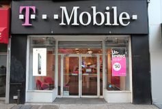 T-Mobile US Stock Photography