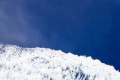 Tła morza fala Obraz Stock