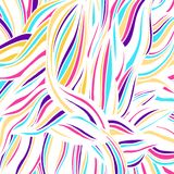 T of mountain patterns .Seamless pattern can be Royalty Free Stock Photography