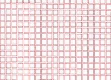 tła mozaiki czerwieni whit Obraz Stock