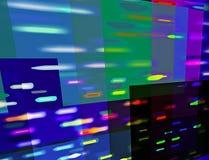 tła neon Zdjęcia Royalty Free