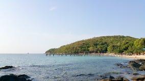 Tła nieba i morza d Zdjęcie Stock