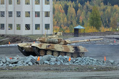 T-72 Royalty Free Stock Photos