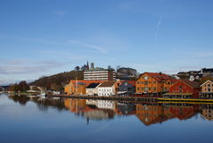 Tønsberg/Tonsberg Stock Photo