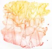 tło abstrakcjonistyczna akwarela Fotografia Royalty Free