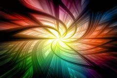 tło abstrakcjonistyczna grafika Zdjęcie Stock