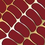tło abstrakcjonistyczna kukurudza Zdjęcie Royalty Free