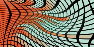 tło abstrakcjonistyczna mozaika Obraz Stock