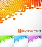 tło abstrakcjonistyczna technologia Zdjęcie Stock