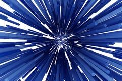 tło abstrakcjonistyczna tubka Fotografia Royalty Free