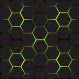 tło abstrakcjonistyczne komórki Fotografia Stock