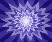 tło abstrakcjonistyczne purpury Ilustracji