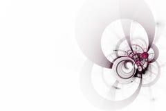 tło abstrakcjonistyczny biel Zdjęcia Stock