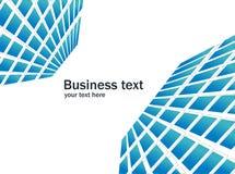 tło abstrakcjonistyczny biznes Obraz Royalty Free