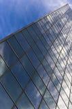 tło abstrakcjonistyczny budynek Obrazy Stock