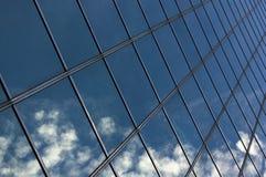 tło abstrakcjonistyczny budynek Obraz Stock