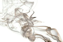 tło abstrakcjonistyczny dym Obraz Stock