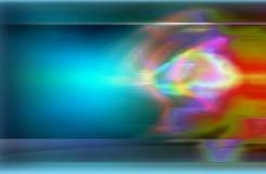 tło abstrakcjonistyczny kolor Obraz Stock