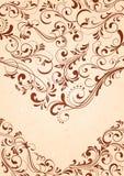 tło abstrakcjonistyczny wzór Obrazy Royalty Free