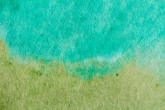 tło abstrakcyjna green Zdjęcie Stock