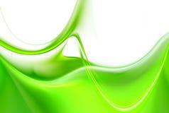 tło abstrakcyjna green Obraz Stock