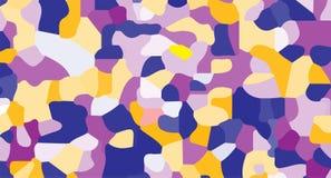 tło abstrakcyjna mozaika Zdjęcie Stock