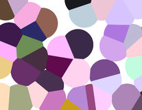 tło abstrakcyjna mozaika Fotografia Royalty Free