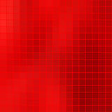 tło abstrakcyjna mozaika Obraz Stock