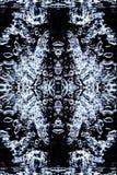 tło abstrakcyjna przestrzeni Fotografia Royalty Free