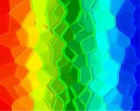 tło abstrakcyjna rainbow Zdjęcie Stock