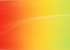 tło abstrakcyjna rainbow Zdjęcia Stock