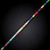 tło abstrakcyjna rainbow Fotografia Stock