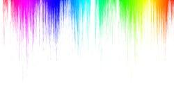 tło abstrakcyjna rainbow Zdjęcie Royalty Free