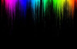 tło abstrakcyjna rainbow Obraz Stock
