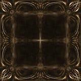 tło abstrakcyjna rama Obraz Stock