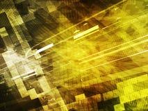 tło abstrakcyjna technologii Zdjęcie Stock