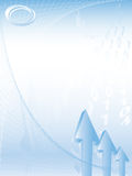 tło abstrakcyjne interesu logo Obrazy Royalty Free