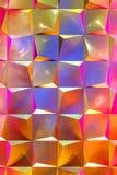 tło abstrakcyjne metaliczny Zdjęcia Royalty Free