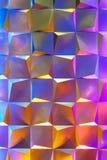 tło abstrakcyjne metaliczny Obrazy Royalty Free