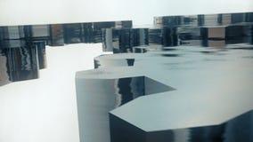 tło abstrakcyjnych biegów Obrazy Stock