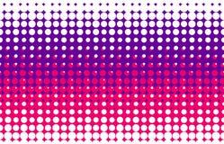 tło abstrakcyjnych kropki Obrazy Stock