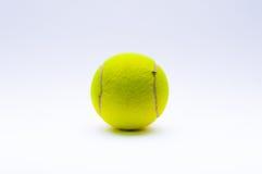 tło biel balowy tenisowy Zdjęcia Stock