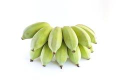 tło biel bananowy karmowy jarski Obraz Royalty Free