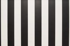 Tło bielu czarni lampasy Zdjęcie Stock