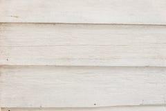 Tło bielu drewniani kolory Zdjęcie Royalty Free