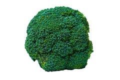t?o broku?y odizolowywali biel ?wiezi dojrzali warzywa, witaminy fotografia royalty free