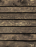 Tło brown stare naturalne drewno deski Fotografia Stock