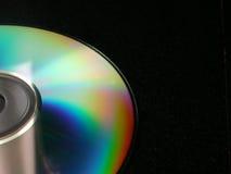 tło cd rom Obrazy Royalty Free