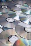 tło cds Zdjęcia Royalty Free